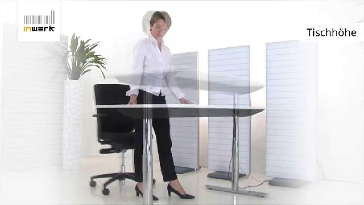 ᐅ Elektrisch Höhenverstellbarer Schreibtisch Ratgeber 2017