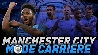 FIFA 17 - CARRIERE MANAGER - MANCHESTER CITY #2 - L'EQUIPE PARFAITE !!