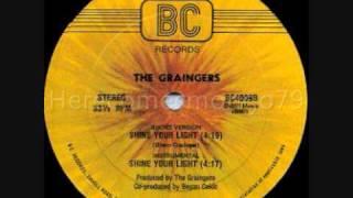 Boogie Down - The Graingers - Shine Your Light