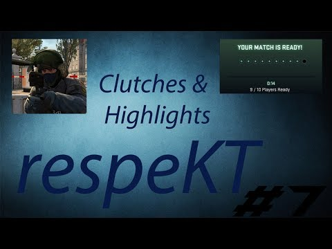 [CSGO] Matchmaking Clutches & Highlights , Floorshow #7 by sK