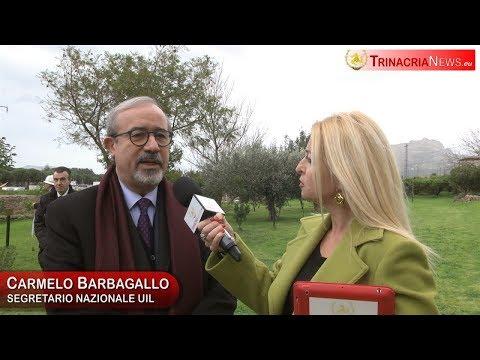 Carmelo Barbagallo (videointervista)