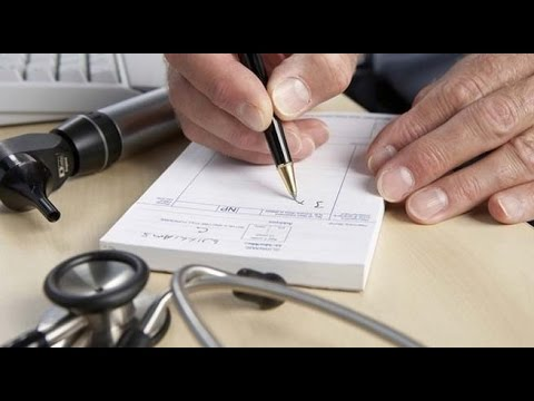Doctor's Prescriptions in Capital Letters Soon