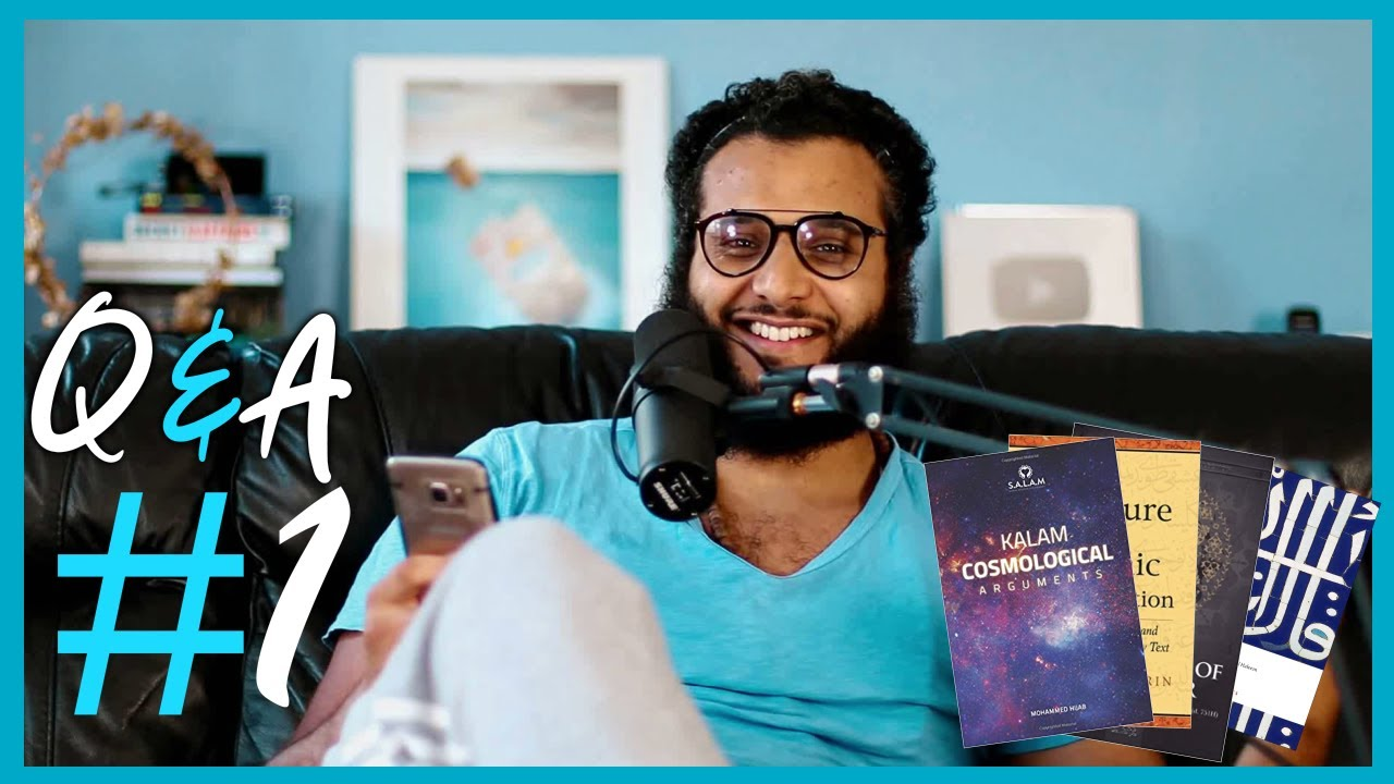 Q&A Ep 1: Book Recommendations & Dawah inspiration