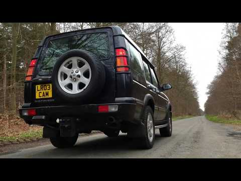Land Rover Discovery Td5 Exhaust Sound