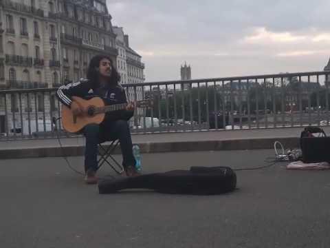 Ignacio live in Paris 2016