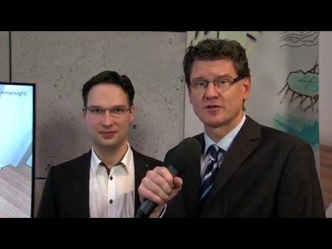 Venture Capital-Pitch: Die immersight GmbH stellt sich vor - VC-BW 2016