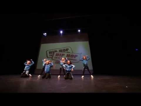 Street Kidz - Junior (Irish Hip Hop Crew Championships 2015)