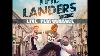The landers live performance || rangli nuhaar || punjabi university patiala || attizm