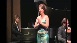 Opera Belcanto of York 2012 - Song to the Moon (Dvorak)