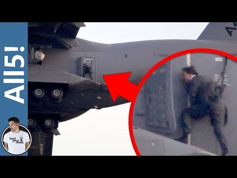 5 Actors Who Did Real Dangerous Stunts!