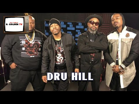 Sisqo and Dru Hill perform 5 Steps, Incomplete, In My Bed & more