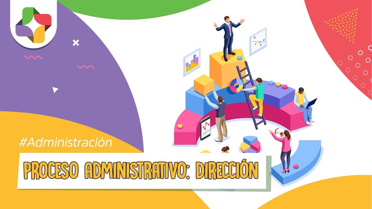 Proceso administrativo direcci n administraci n for Que es una oficina y sus caracteristicas