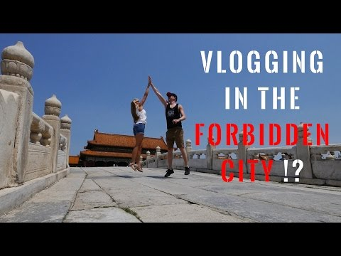 THE FORBIDDEN CITY | BEIJING CHINA | Collect Moments 4K