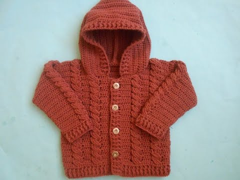 67f6168c2 Crochet baby clothes - YouTube