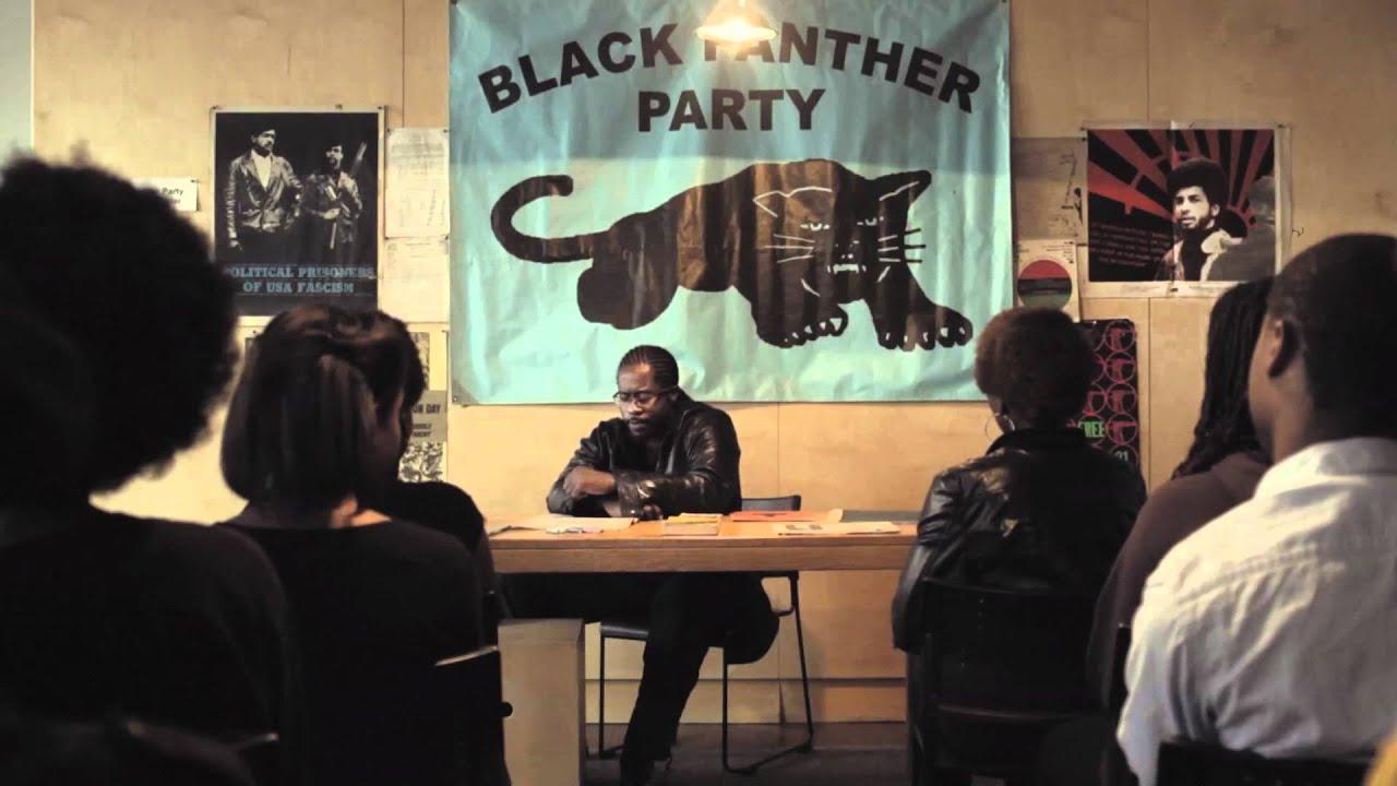 Panther Baby by Jamal Joseph