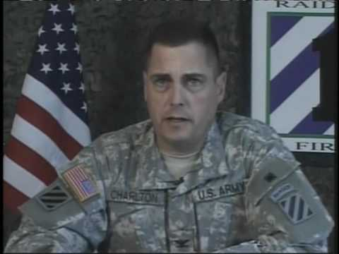 OASD: DOD NEWS BRIEFING WITH COL. CHARLTON FROM THE PENTAGON