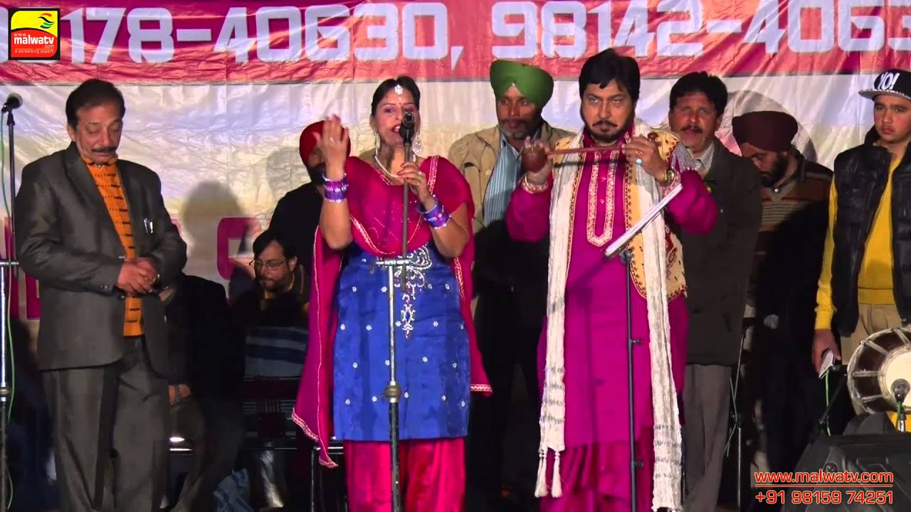 SURINDER SHINDA & DILPREET KAUR || JANDIALI (Kohara - Ludhiana) Sports FULL HD