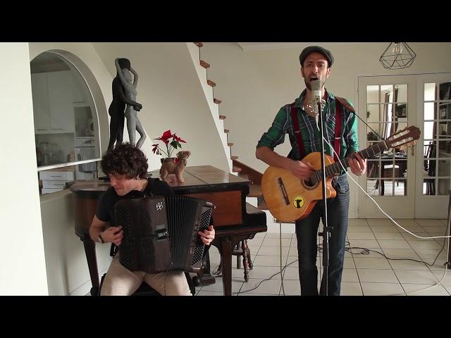 Un mauvais garçon – Duo guinguette (accordéon / voix guitare)