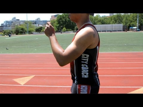 Proper Upper Body Running Posture | Sprinting