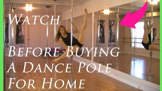 **WARNING!!** Tips To Buy SAFE Pole Dancing Poles For Sale On EBAY AMAZON - Stripper Pole Reviews!