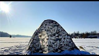Ловля карася Зимой Зимний карась Зимняя рыбалка 2021