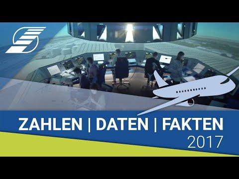 DFS Deutsche Flugsicherung GmbH // Zahlen, Daten & Fakten 2017