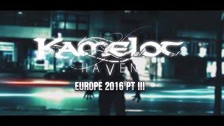 KAMELOT EUROPE TOUR 2016 PT III: TRAILER
