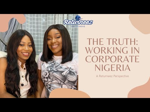 The Truth about working in corporate Lagos, Nigeria | MOVING BACK | AFRICA |
