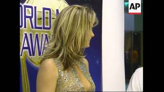 Robbie Williams & Rachel Hunter
