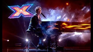 Дмитрий Шуров – Pianoбой – СвітлаРвань (Mega mix) – Х-фактор 9. Шестой прямой эфир. СУПЕРФИНАЛ