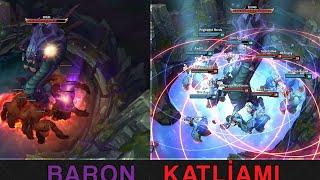 LoL | Hepimiz Birimiz İçin | Baron Katliamı