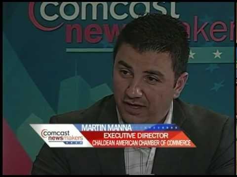 Martin Manna-Chaldean American Chamber of Commerce