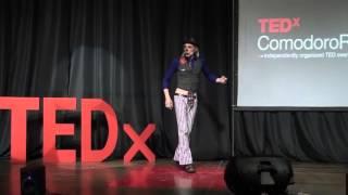 Por mi vecino conquistaré la galaxia | Elo Vázquez | TEDxComodoroRivadavia