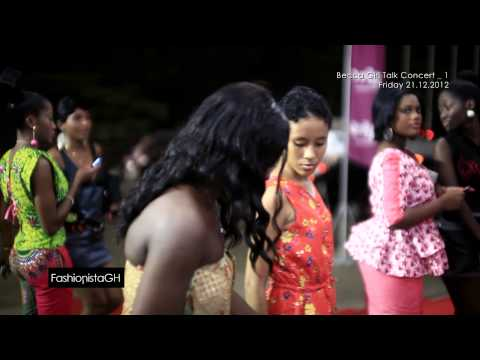 Becca GIRL TALK CONCERT 2012 Part 1