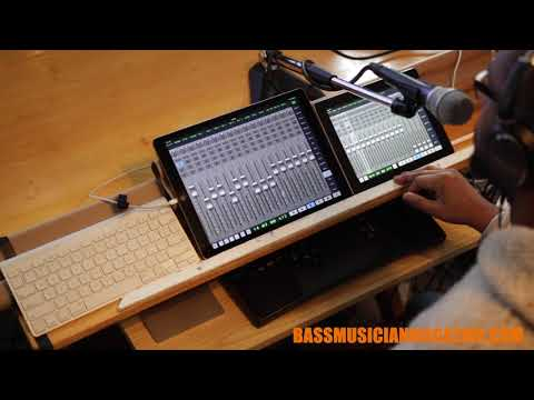 Bass Musician Magazine Reviews - V-Console Overview