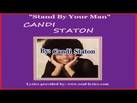 Candi Staton - Stand by Your Man (with lyrics)