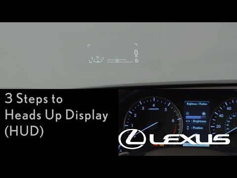 how-to-use-the-head-up-display---overview-|-lexus-rx