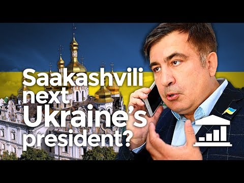Is Saakashvili Putin's Worst Nightmare? - VisualPolitik EN