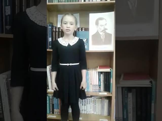 Изображение предпросмотра прочтения – ВиолеттаРожкова читает произведение «Знойный день (Белый день, прозрачно-белый…)» В.Я.Брюсова