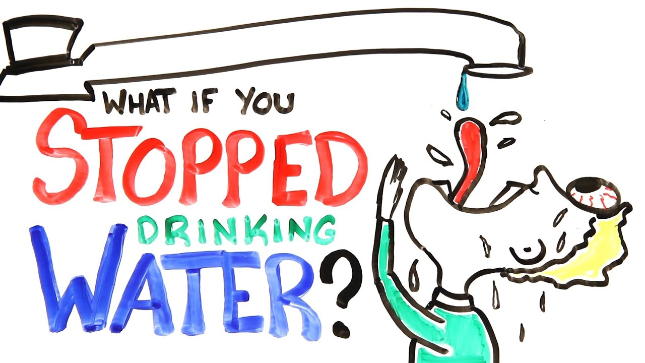 Could You Die From Drinking Too Much Water