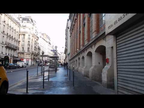 Walking around in 10e Arrondissement Paris - Gare du Nord