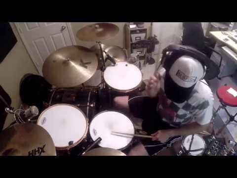 She's Country: Drum Cover by Ryan Fowler