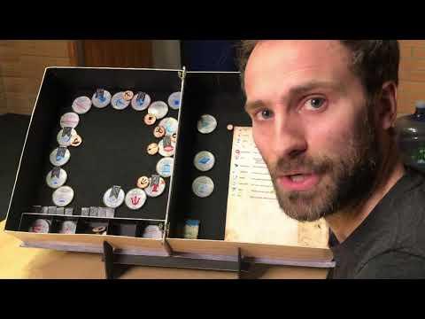 Jon G Explains The Storytelling Process