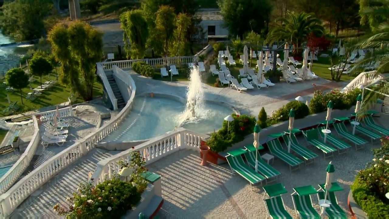 Hotel terme capasso contursi full version youtube - Contursi terme piscine ...