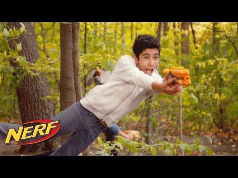NERF - 'Disruptor, Firestrike & Retaliator' Official TV Commercial
