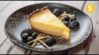 Classic Lemon Tart Recipe - SORTED thumbnail