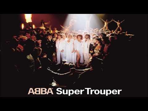 Abba Super Trouper Full Album CD (1980)