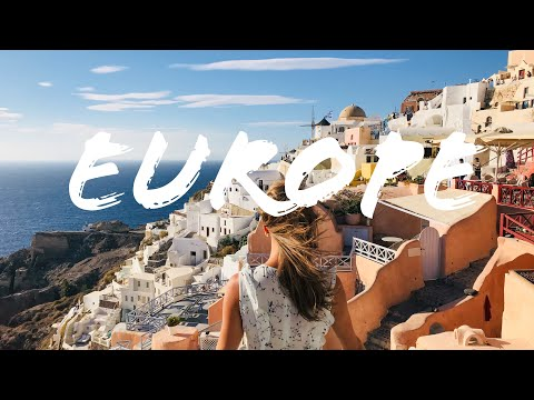 Europe Travel Video (Italy, Greek Islands & Adriatic Sea Cruise)