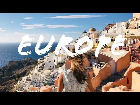 Europe Travel Video (Italy, Greek Islands & Adriatic Sea Cruise)