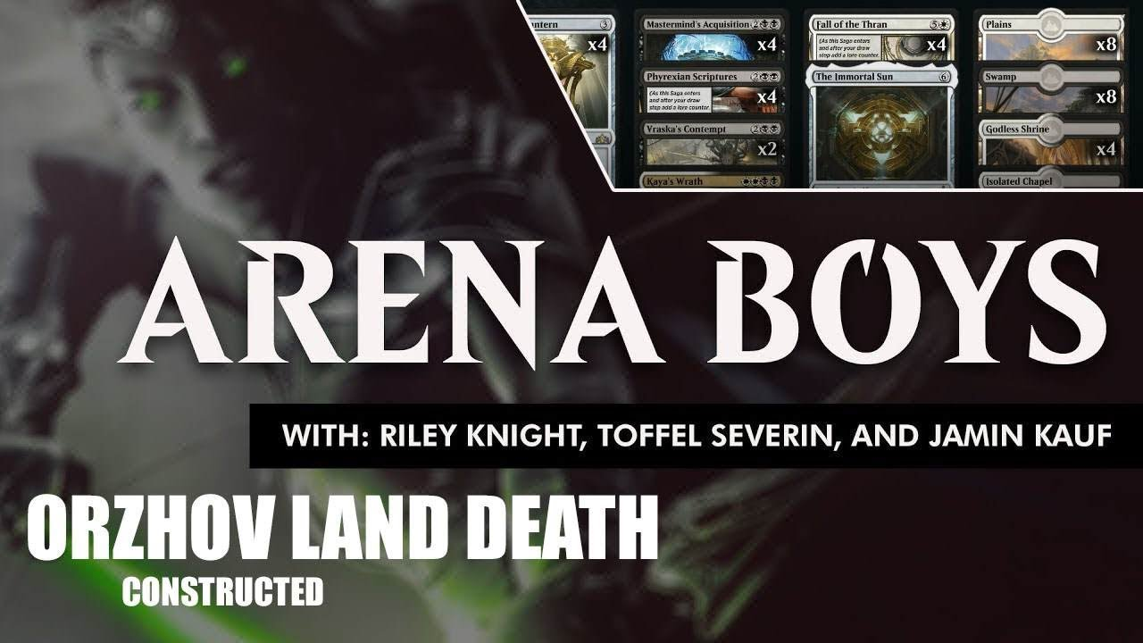 Orzhov Land Death Arena Boys Youtube Mtgassist.com is not affiliated with the mobile app mtg assist or kiiwi up. youtube
